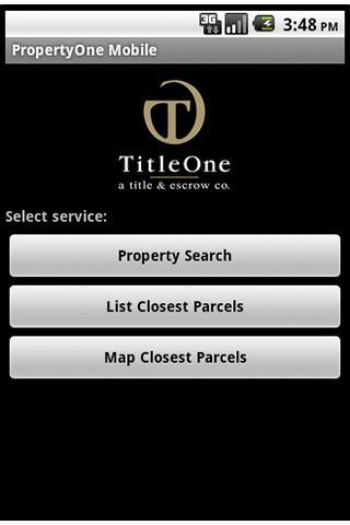 PropertyOne Mobile