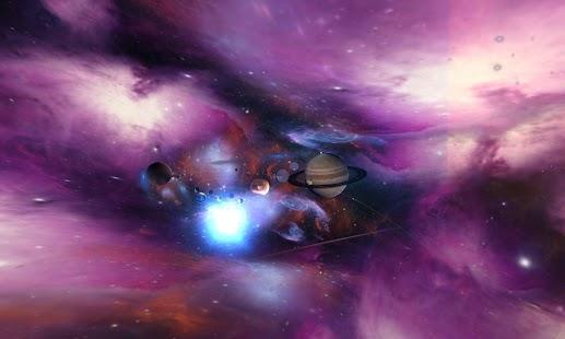 VR Cosmic Roller Coaster Capture d'écran