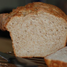 Rebecca's Oatmeal Honey Wheat Bread