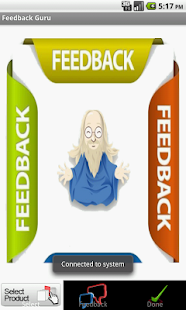 Feedback Guru - screenshot