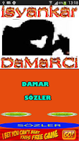 Screenshot of Damar Sözler