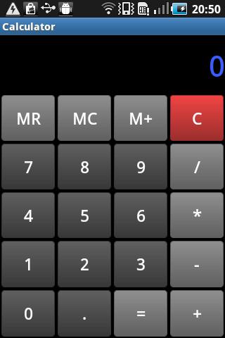 AW Calculator
