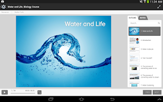 Screenshot of iSpring Viewer