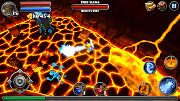 Screenshot of Dungeon Quest