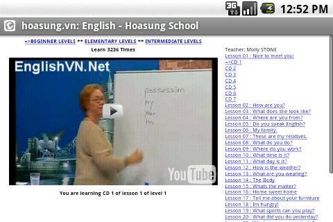 ABC English - Advanced English
