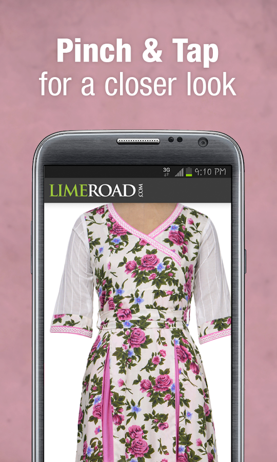 LimeRoad - Online Shopping Screenshot 5