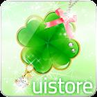 happy clover LWallpaper Free icon