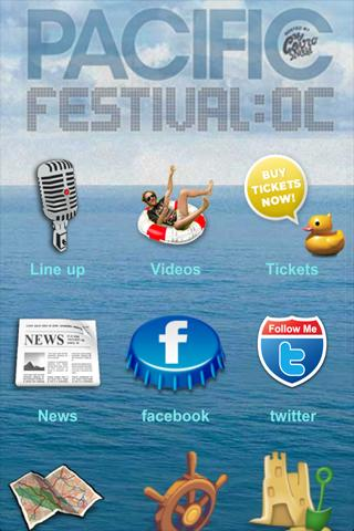 Pacific Festival OFFICIAL App