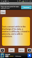Screenshot of Chanakya Niti