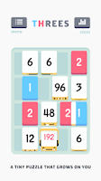 Screenshot of Threes!