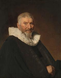 RIJKS: Johannes Cornelisz. Verspronck: painting 1647