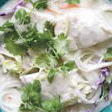 Thai Fish Chowder