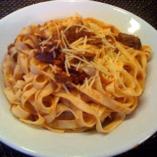 Tagliatelle with Duck Ragù