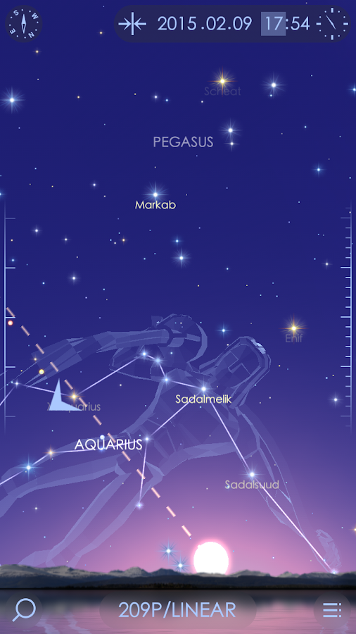 Star Walk 2 - Night Sky Guide Screenshot 0