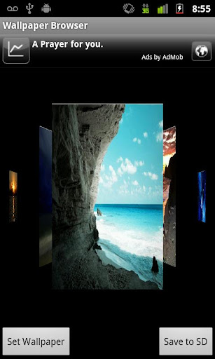 Wallpaper Browser