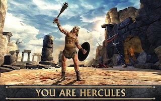 Screenshot of HERCULES: THE OFFICIAL GAME