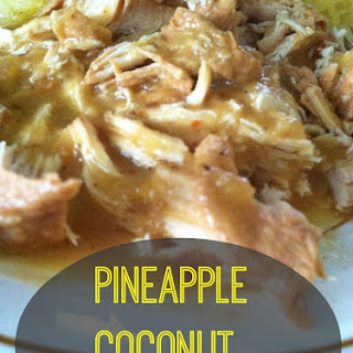 Pineapple Chicken With Coconut Milk Recipes
