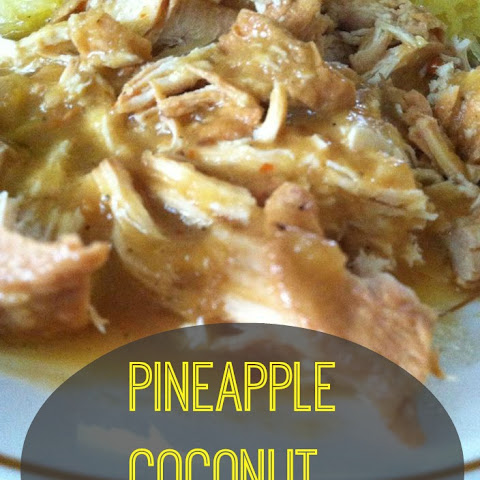 Pineapple Coconut Chicken