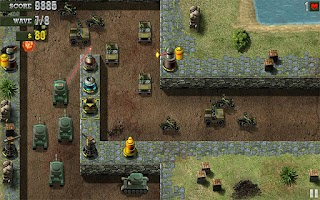 Screenshot of Defend The Bunker