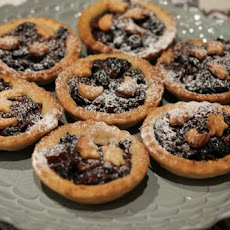 Saffron and Star Anise Mince Pies