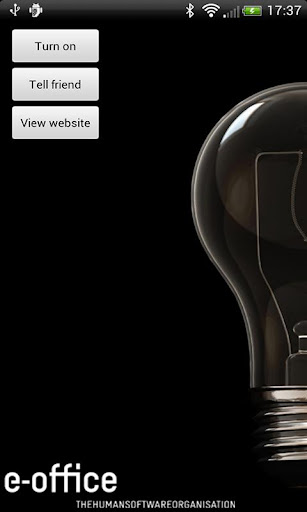 e-office flashlight