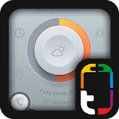 Free Download Big Button Theme APK for Samsung