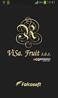 Screenshot of Visa Fruit catalogo prodotti