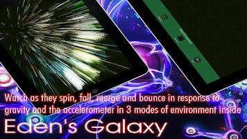 Screenshot of Eden's Galaxy World