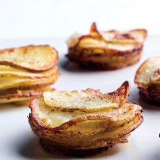 Muffin-Pan Potato Gratins