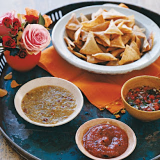 Tortilla Chip Sauce Recipes