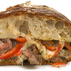 Bourbon Steak Sandwich Recipe