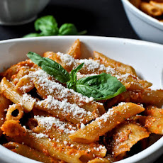 Roasted Red Pepper Penne