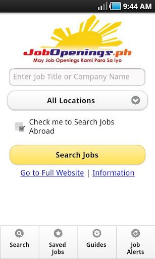 JobOpenings.ph