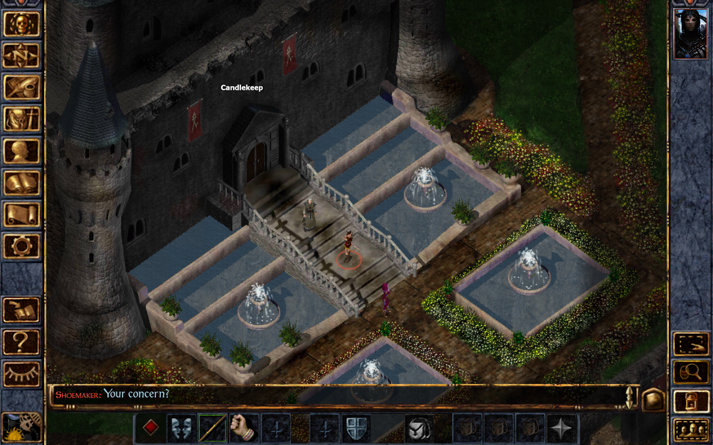 Baldur's Gate Enhanced Edition Screenshot 12