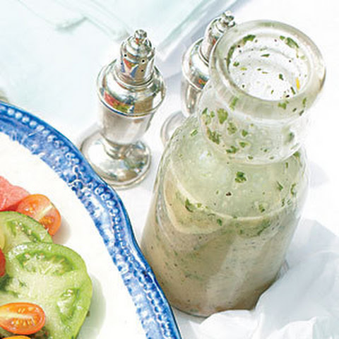 Basil-Orange Vinaigrette