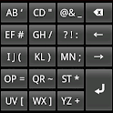 1 Hand Keyboard English icon