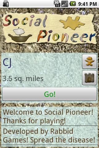 Social Pioneer LE