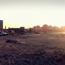 Found my new happy spot! by Terrence Mkhwanazi - City,  Street & Park  Skylines (  )