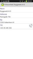 Screenshot of iTWOfm Operations