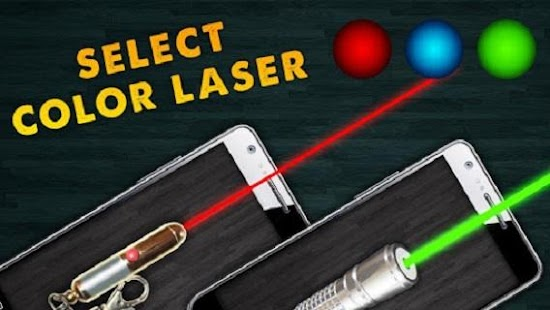 Laser Pointer Simulator Free - screenshot