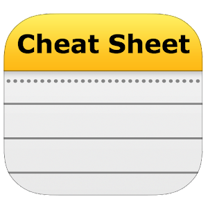 Wear Cheat Sheet / Notes