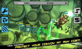 Screenshot of Anomaly Warzone Earth HD