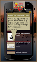 Screenshot of MOJO Waterfowl Ops GPS Lite