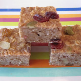 Oatmeal On-The-Go Bars