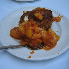 Lamb and Potato Vindaloo