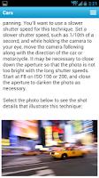 Screenshot of Photography Trainer