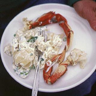 Crab Potato Salad Egg Recipes