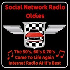 Social Network Radio Oldies icon