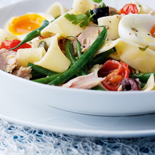 Tuna Pasta Nicoise Recipes