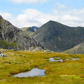 Glencoe Highlands by Sarka Brichová - Novices Only Landscapes ( scotland, mountain, landscape, highlands, natural )
